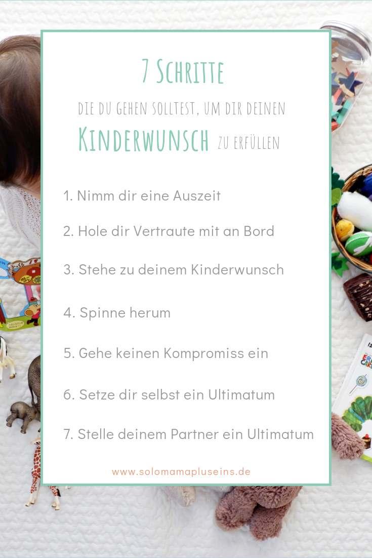Mit diesen Schritten erfüllst du dir deinen Kinderwunsch auch ohne Partner | Solomamapluseins.de