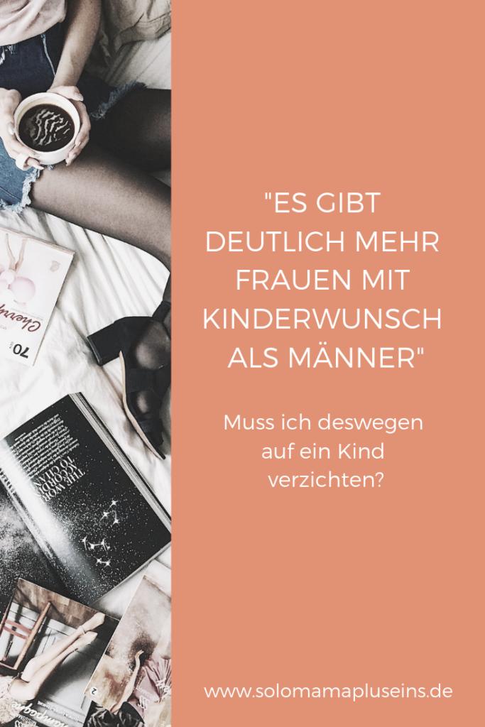 Mitte 30 und kein Partner. Single mit Kinderwunsch. Diese 9 Fragen solltest du dir beantworten, bevor du alleinerziehende Mama wirst | www.solomamapluseins.de