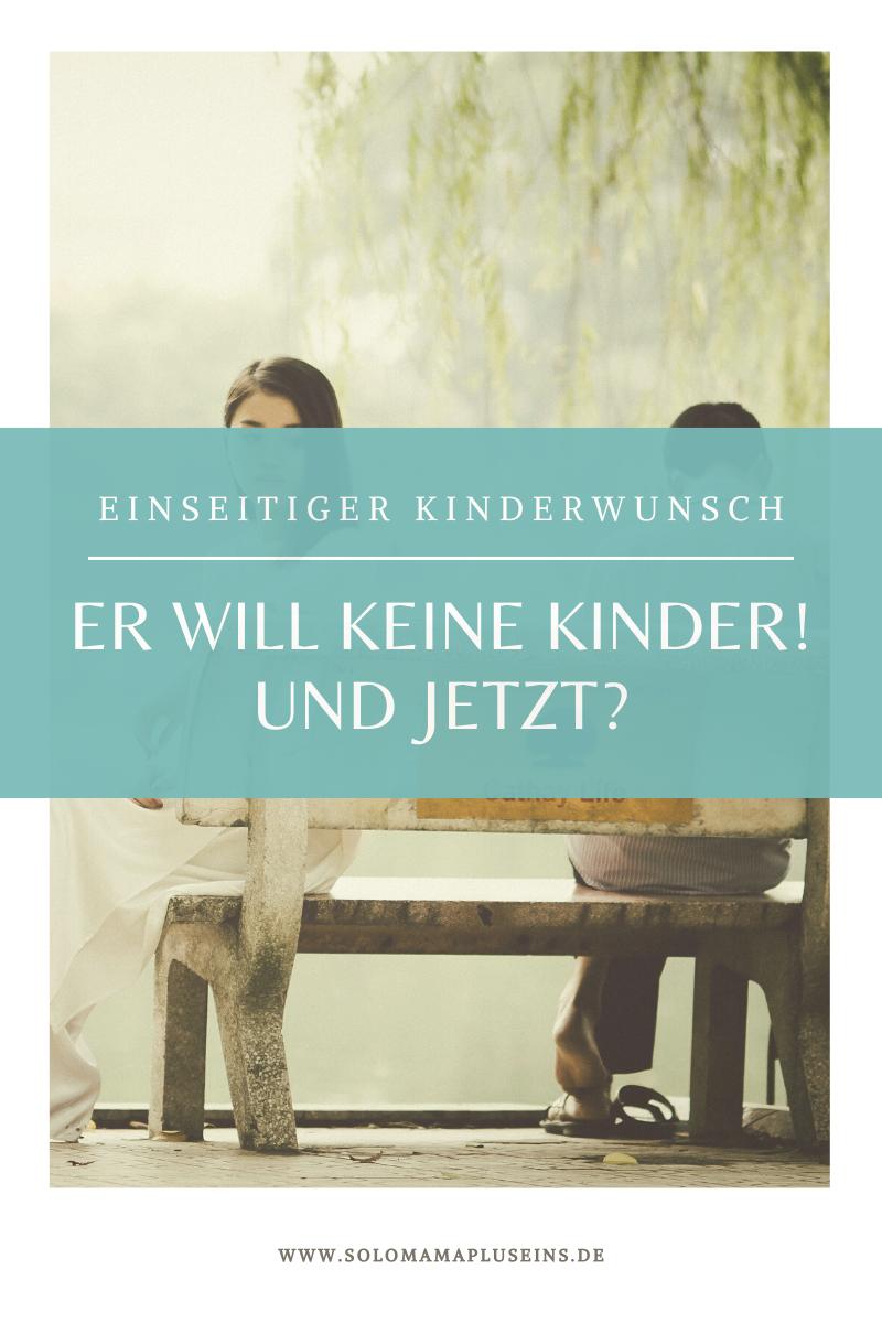 Einseitiger Kinderwunsch: Was tun, wenn der Partner keine Kinder will?