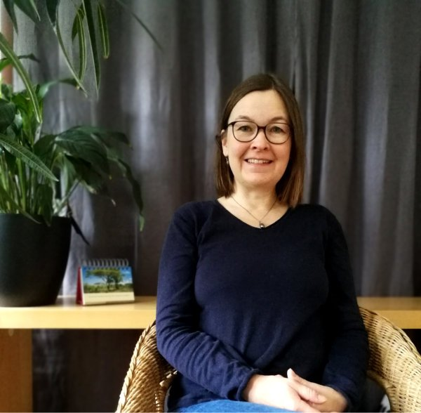 Kathrin Steinke – Heilpraktikerin & Psychotherapeutin aus Berlin