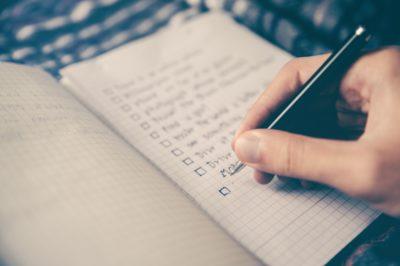 Checkliste für Wunsch-Samenspender bei der Samenbank Cryobank München