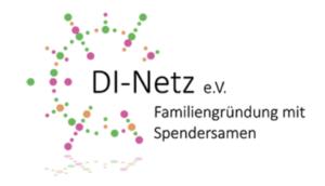 Logo DI-Netz e.V. für Familiengründung mit Spendersamen