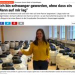 Teaser zur Reportage von Stern und Neon über die European Sperm Bank in Kopenhagen