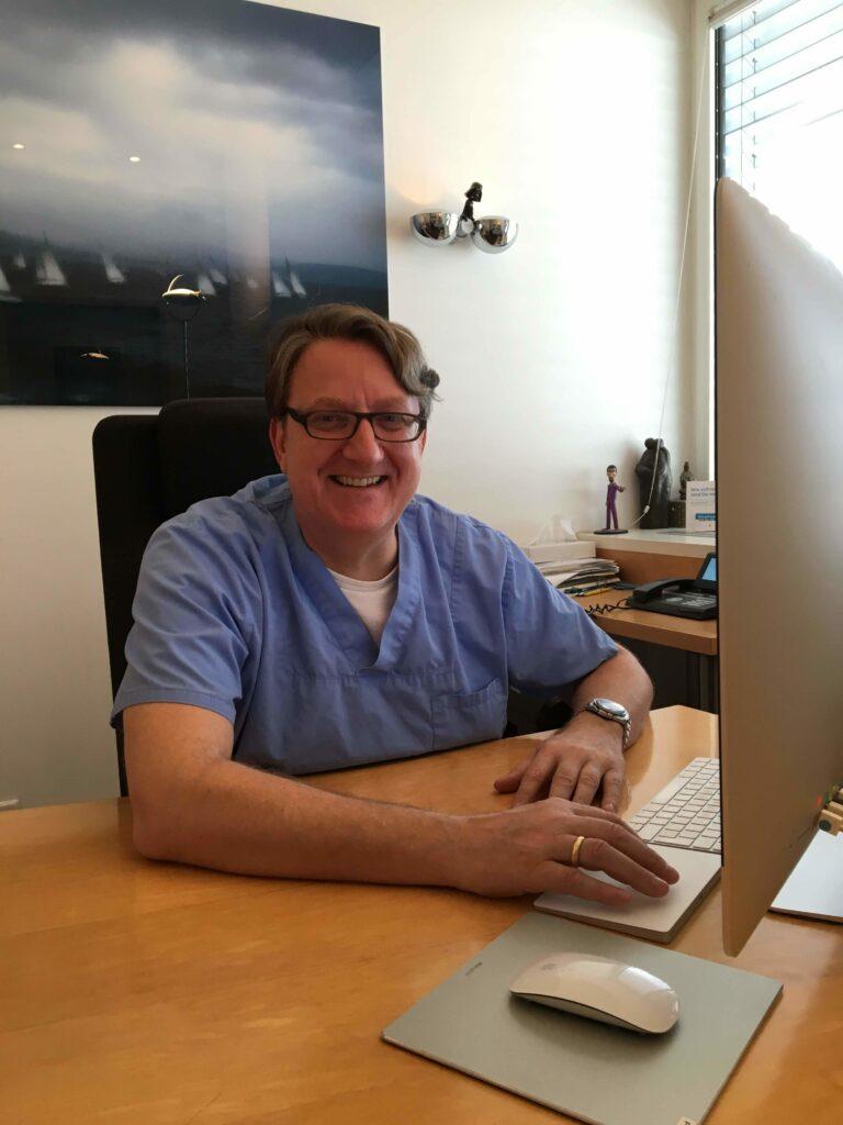 Reproduktionsmediziner Dr. Christian Stoll, Kinderwunschzentrum Ceres Berlin