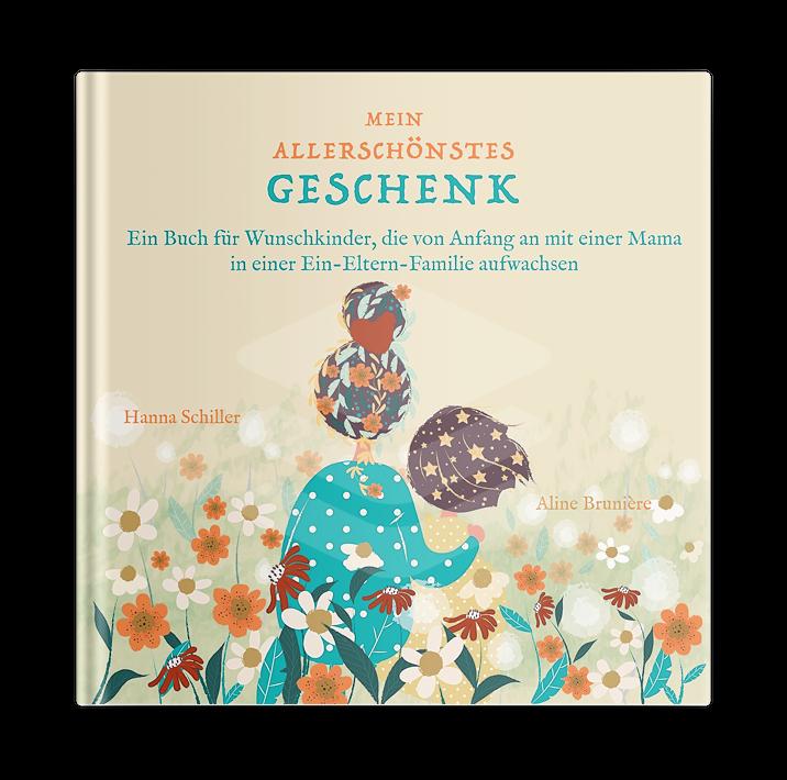 Kinderbuch für Spenderkinder, die über eine Samenspende entstanden sind
