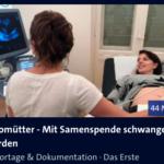 Solomütter. Mit Samenspende schwanger werden in Deutschland. Wenn Singlefrauen ihren Kinderwunsch alleine umsetzen